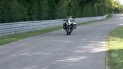 Bu da şöförsüz motosiklet!