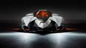 Tek kişilik canavar Lamborghini Egoista