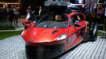 Uçan otomobil PAL-V satışa çıktı!