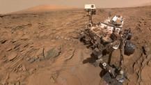 Curiosity 2000 gündür Mars'ta