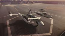 UBER'in uçan taksileri yakında uçuşa hazır!