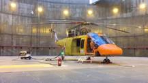 T625 Genel Maksat Helikopteri'nin motoru çalıştırıldı