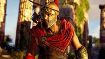 Assassin's Creed Odyssey'den Alexios iş başında!
