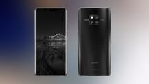 Huawei Mate 20 ve Mate 20 Pro yine sızdı