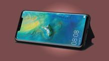 Huawei Mate P20 Pro aksesuarları görüntülendi
