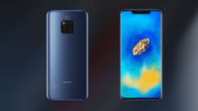 Huawei Mate 20 Pro basın görselleri sızdı