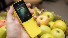Efsane Nokia 8110 4G Türkiye'de satışta!