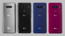 Beş kameralı LG V40 ThinQ duyuruldu!