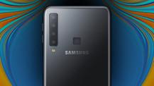 Samsung Galaxy A9 (2018) elimizde! (Video)
