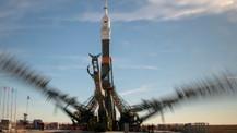 Soyuz fırlatılırken kaza meydana geldi