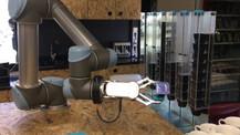 Bu robot tam bir Türk kahvesi uzmanı!