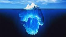 Antarktika'da çekilen bu görüntü akıllara uzaylıları getirdi!