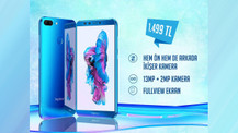 Honor 9 Lite yeniden A101'e geliyor!