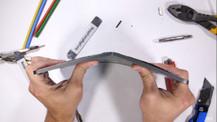 Yeni iPad Pro bükülme testinde çakıldı (Video)