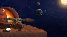 NASA'nın uzay aracı InSight Mars'a indi