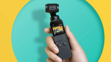 Yeni YouTuber kamerası: DJI Osmo Pocket (Video)
