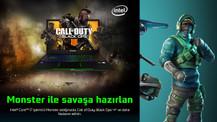 Monster bilgisayar alana oyun hediyeli kampanya