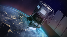 NASA'dan nefes kesen kareler!