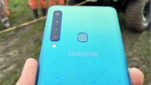 Samsung Galaxy A9 ile Şile fotoğrafları