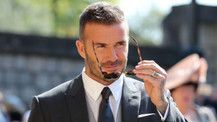 David Beckham uzayda top sektirecek!