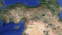 Google yanlıştan döndü. Kürdistan haritasını kaldırdı!