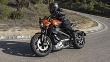 Harley Davidson ilk elektrikli motosikletini tanıttı!
