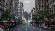 Hyundai araçlarda yol takip hologramı kullanacak!