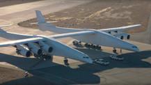 Dünyanın en büyük uçağı havalanıyor!