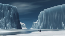 NASA'dan ilginç Antarktika keşfi!