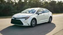 Toyota Corolla Hybrid karşımızda! (video)