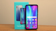 Honor 10 Lite kutudan çıkıyor (video)
