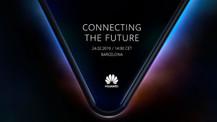 Huawei'nin katlanabilen telefonu göründü