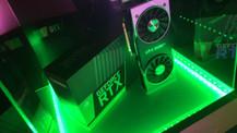 NVIDIA GeForce RTX serisi Türkiye'de!