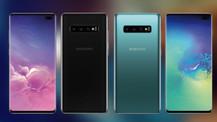 Galaxy S10+'ın en yeni fotoğrafları yayınlandı
