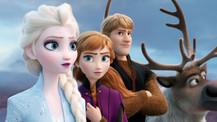 Frozen 2'den ilk fragman geldi!