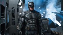 Ben Affleck Batman rolüne geri dönüyor!