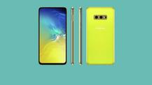 Samsung Galaxy S10E (Lite) hakkında bilinen her şey!