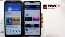 Çıkarılabilir ekranlı LG V50 ThinQ 5G kullandık! (video)