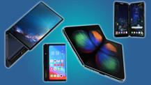 MWC 2019'da tanıtılan telefonlar ve özellikleri!