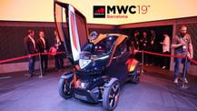 Motosiklet görünümlü 5G destekli otomobil: Seat Minimo (video)