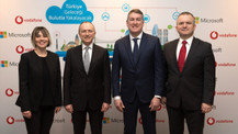 Microsoft ve Vodafone'dan işbirliği!