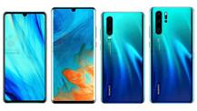 Huawei P30 ve P30 Pro'nun detaylı özellikleri sızdı