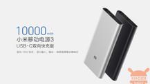 Xiaomi'den hızlı şarj destekli Mi Powerbank 3