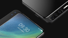 Dünyanın ilk ekran altı kameralı telefonu işte böyle çalışıyor!