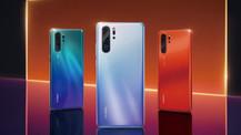 Huawei P30 yeni fotoğrafları sızdı