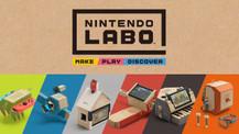 Nintendo Labo: Switch VR kiti çıkış tarihi açıklandı!