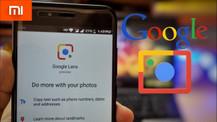Google Lens artık Xiaomi marka telefonlarda