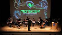 Monster oyun müziklerini canlı dinleme fırsatı sunuyor!