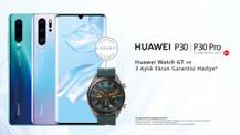 Huawei P30 serisi hediyeler ile birlikte geliyor