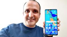 5X optik zoomlu Huawei P30 Pro kutudan çıkıyor! (video)